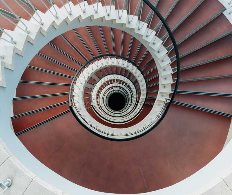 Order a variety of spiral staircases in Brisbane