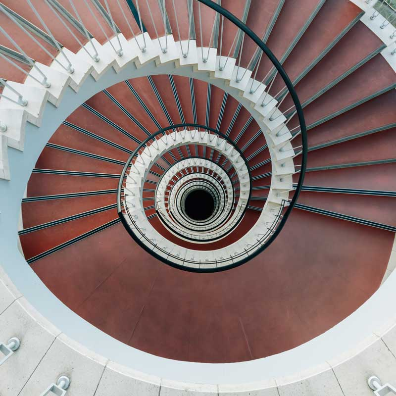 Benefits of a Spiral Staircase - amgfabrication.com.au